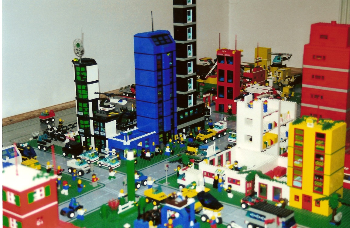 Pictures Of Toy Models Of Cities : Les lego un outil pédagogique inattendu sydologie