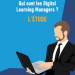 Digital learning managers