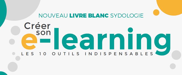 Livre blanc Créer son e-learning