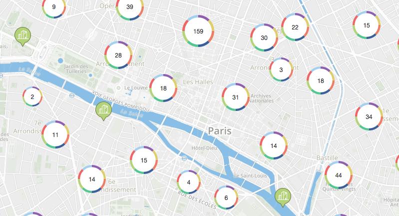 Paris lieux pédagogiques